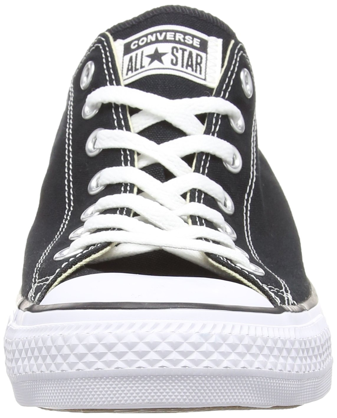 Converse Chuck Taylor All Star Canvas Low Top Sneaker B07FDM68YY 41-42 M EU / 10 B(M) US Women / 8 D(M) US Men|Black