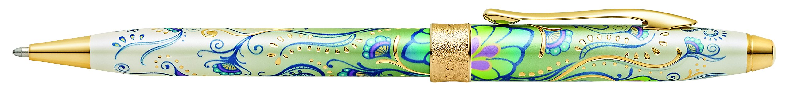 Cross Botanica Green Daylily Ballpoint Pen by Cross (Image #3)