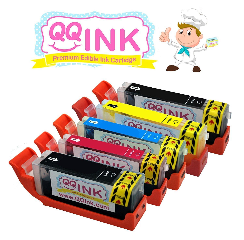 Premium Edible Ink Cartridge for PGI-270XL PGI 270 CLI-271XL CLI 271 MG5720 MG5721 MG5722 MG6820 MG6821 MG6822 MG7720