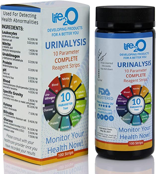 The Best Urinalysis Home Test
