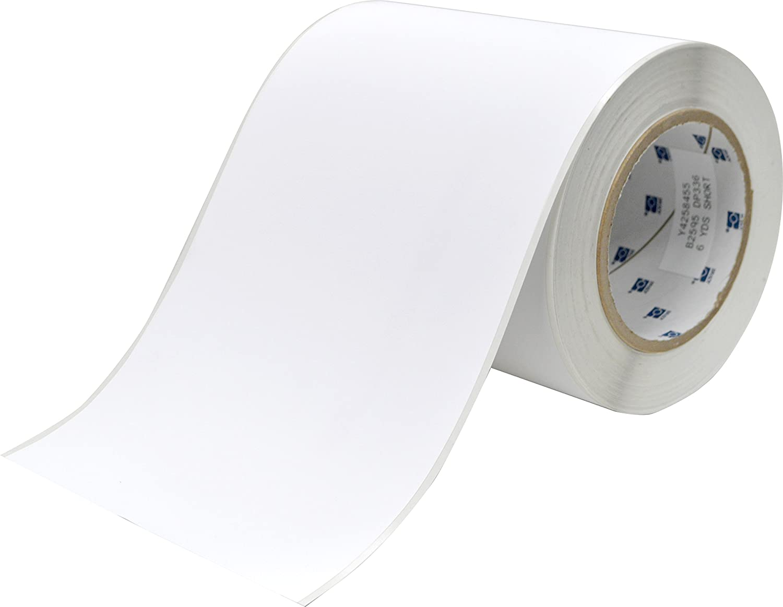 5.1 Length 6.25 Height Polyester Brady J50C-6000-2569 Inkjet-Receptive Labels B2569,6.0 x 100 5.1 Wide White 6.0 x 100/' 6.25 Height 5.1 Wide 5.1 Length Brady Worldwide