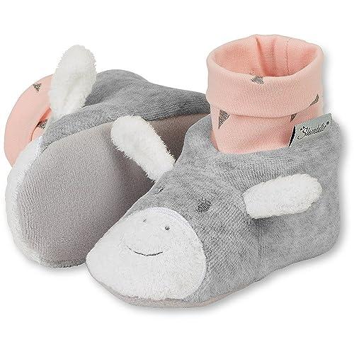 Sterntaler Baby-Schuh Emmi Girl, Mocasines para Bebés: Amazon.es: Zapatos y complementos
