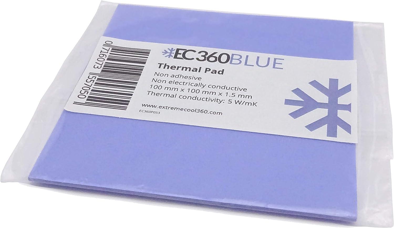 Ec360 Blue 5w Mk Wärmeleitpad Computer Zubehör