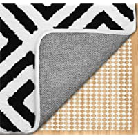 Gorilla Grip Original Area Rug Gripper Pad, Made in USA, Extra Thick Pads for Hardwood Floors in Many Sizes, Under…