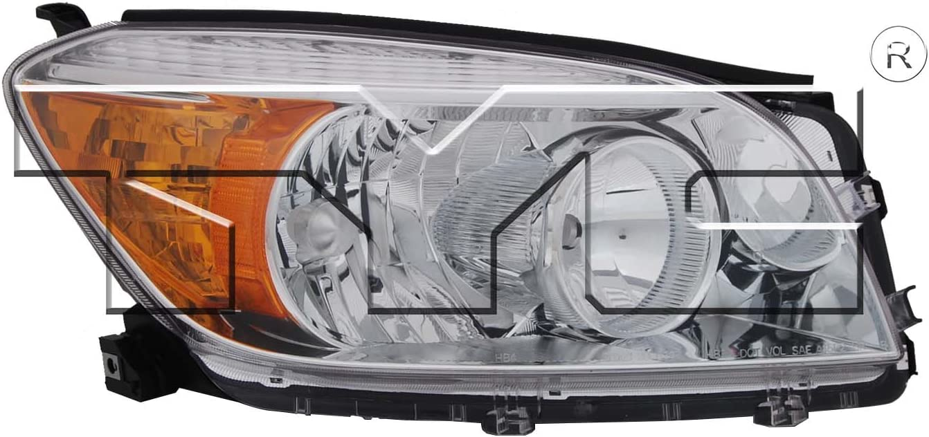 TYC 20-6910-01 Toyota Rav4 Driver Side Headlight Assembly