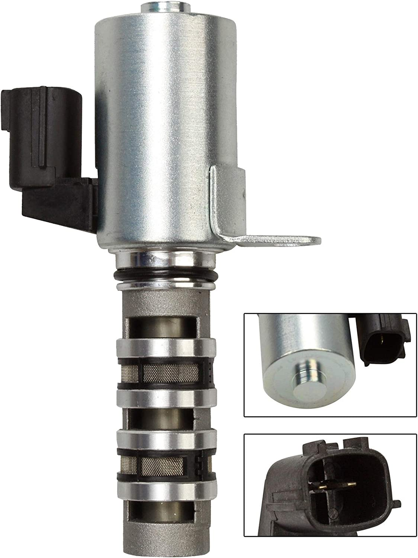 Engine Camshaft Variable Valve Timing Control Solenoid N-VCT For Nissan Infiniti 23796-ZE00C Left or Right Read Description
