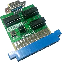 GGLABS GLINK-LT Commodore 64/128 User Port RS232 (VIC-1011 and UP9600 Compatible)