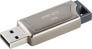 PNY (P-FD1TBPRO-GE) Pro Elite 1TB USB 3.0 Flash Drive, Read Speeds Up to 400MB/S