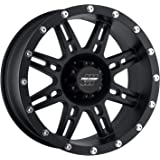 PRO COMP Series 31 Stryker Matte Black (16x8 / 6x5.5 / -6mm)