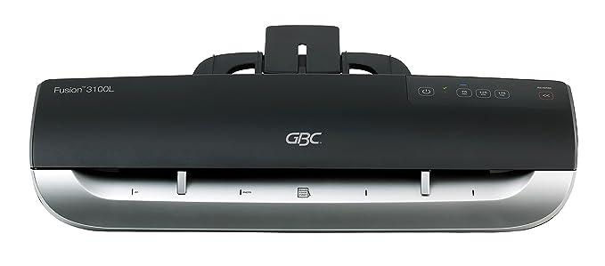 16 opinioni per GBC Plastificatrice Fusion 3100L A3, Nero/Argento, 4400750EU