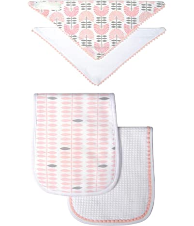 Petunia Pickle Bottom Bib and Burp Gift Set...