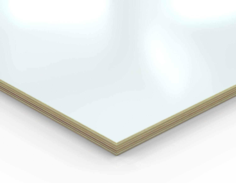 70x140 cm 18mm Multiplex Zuschnitt wei/ß melaminbeschichtet L/änge bis 200cm Multiplexplatten Zuschnitte Auswahl