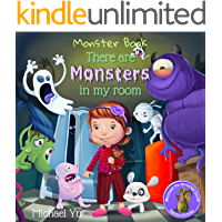 There are Monsters in my Room (Children Bedtime story picture book for Kids)