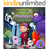 Books for Kids / Children : There are Monsters in my Room (Monster Book) (English Edition)