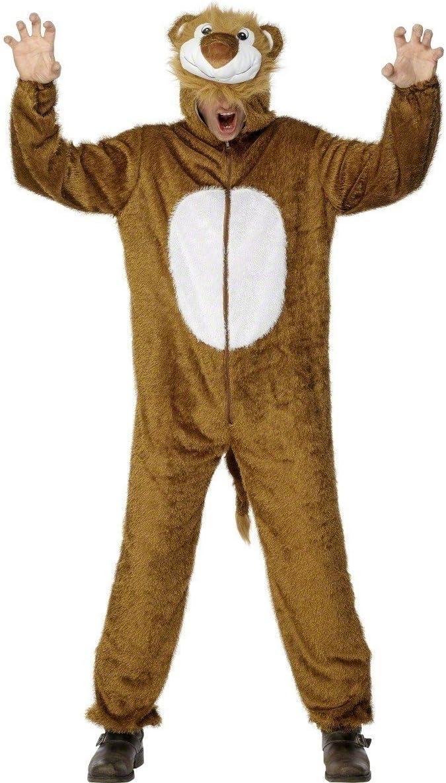 Disfraz de León Asiático para adulto U: Amazon.es: Juguetes y juegos