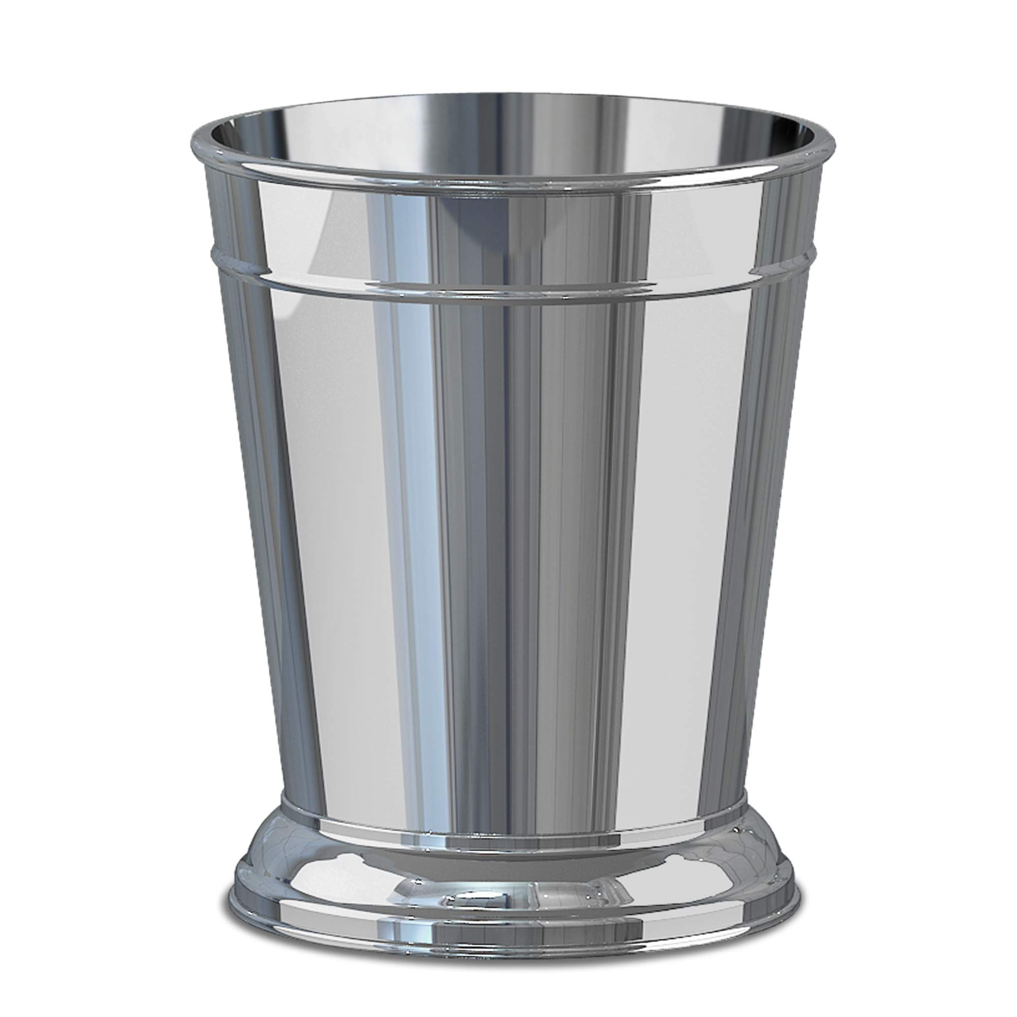 CDM product nu steel Timeless Wastebasket, 9-Quart big image