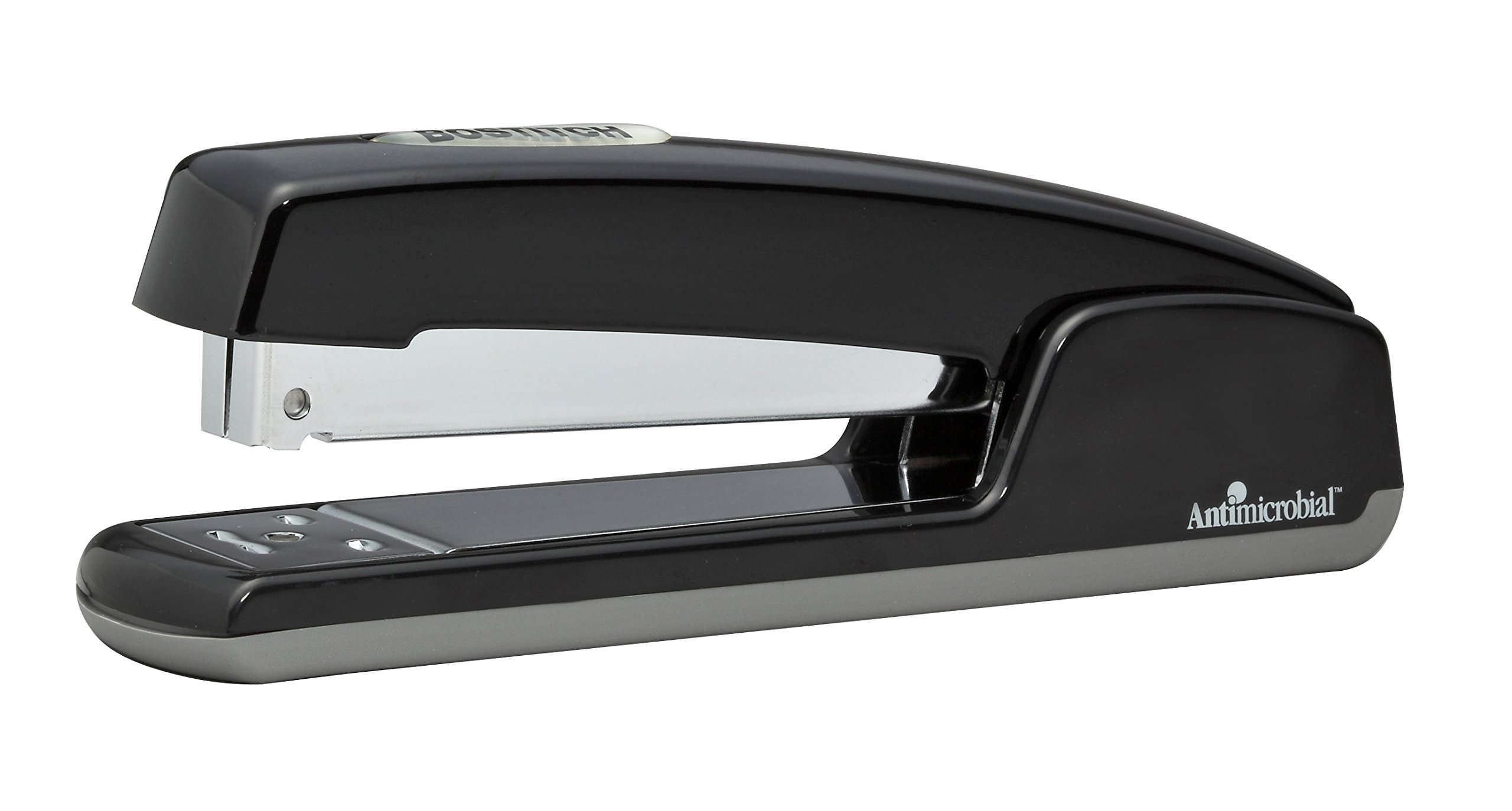 Bostitch Professional Antimicrobial Metal Executive Stapler, Black (B5000-BLACK)