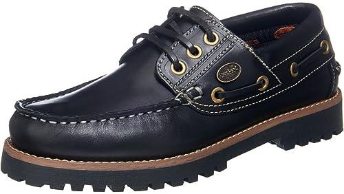 Dockers - Náuticos para mujer negro negro: Amazon.es: Zapatos y complementos