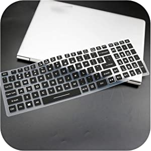 Laptop Keyboard Cover Skin Protector for 15.6