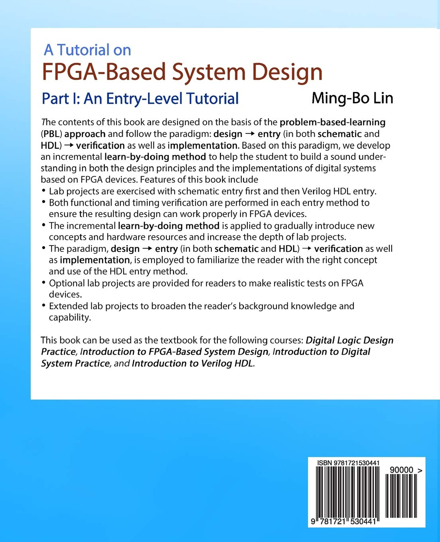A Tutorial on FPGA-Based System Design Using Verilog HDL: Xilinx ISE