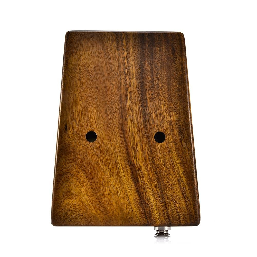 Telisii 17 Keys Portable Kalimba Solid Acacia Thumb Piano Link Speaker Electric Pickup Instrument With Bag Cable by Telisii (Image #7)
