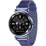 YZPZHSB Smart Watch Men Luxury Luxury Acero Inoxidable ...