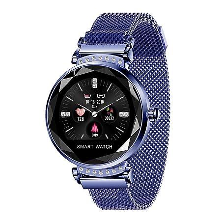 Smart Watch Heart Rate Monitor Fitness Tracker Watch Waterproof ...