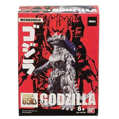 """Godzilla 65th Anniversary Mechagodzilla 3.5"""" Figure: Toys & Games"""