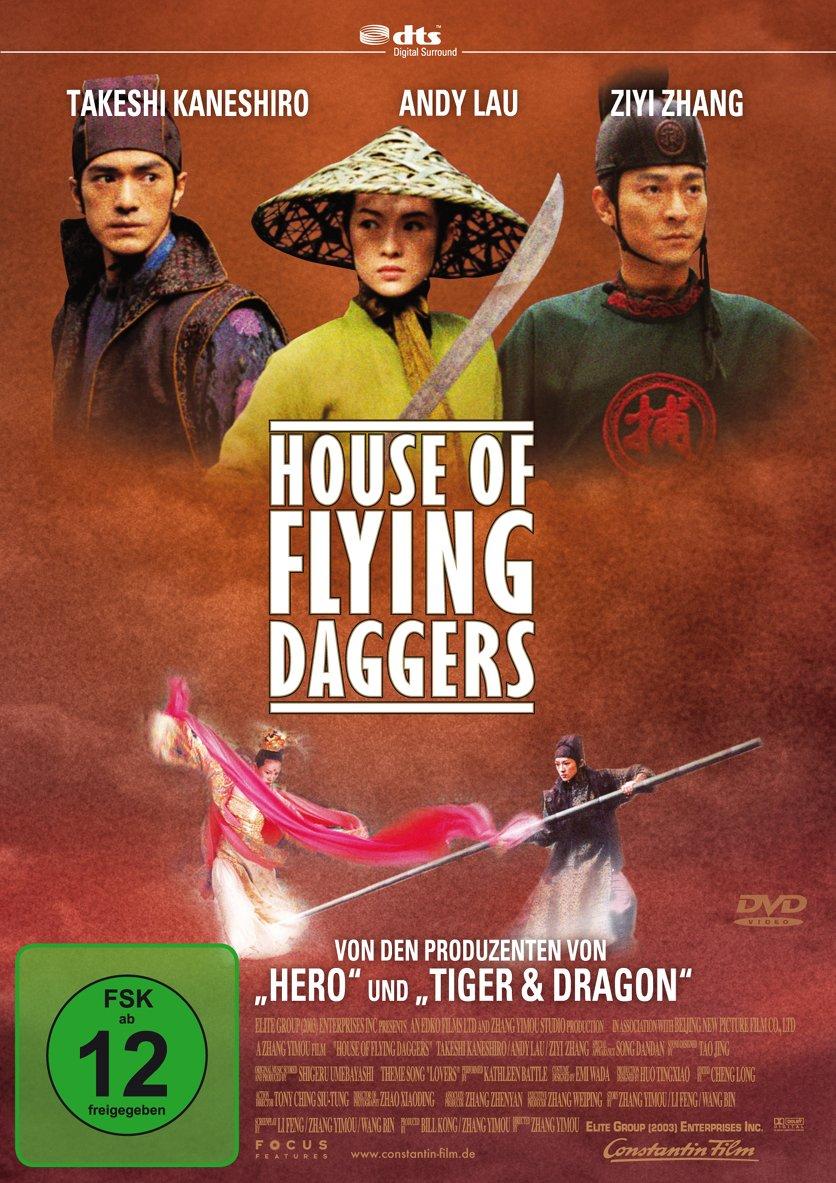 House of flying daggers deutsch