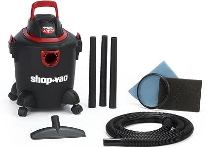 Shop-Vac 2030500 5-Gallon 2.25 Peak HP Aqua Vac Wet Dry Vacuum (Discontinued by MFG)