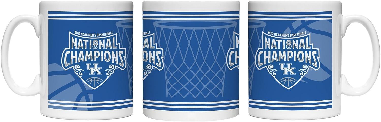 NCAA Kentucky Wildcats 2012 National Basketball Champions 15 ounce Mug