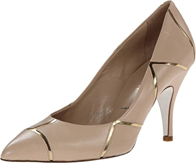 autumn shoes new styles buy Amazon.com   Ron White Women's Cheryl Nude/Gold Nappa/Mirror ...