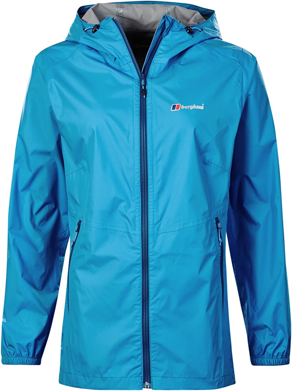 Berghaus Womens Deluge Light Waterproof Shell Jacket
