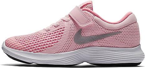 Scarpe running bimba Nike Revolution 4 TDV 943308-100 bianco-bronzo