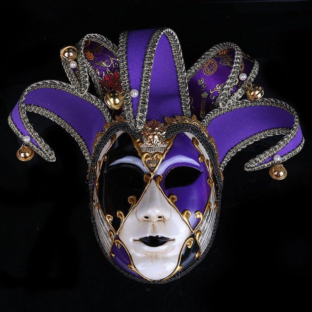 Máscara veneciana romana griega, máscara de máscara, disfraz de ...