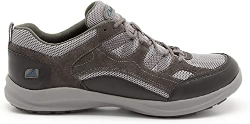 Clarks Wave Vista Suede Shoes in Grey