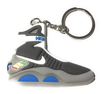 To Keychain The Mag Air Future Nike Silicone Back 2d Portachiavi PSqFB