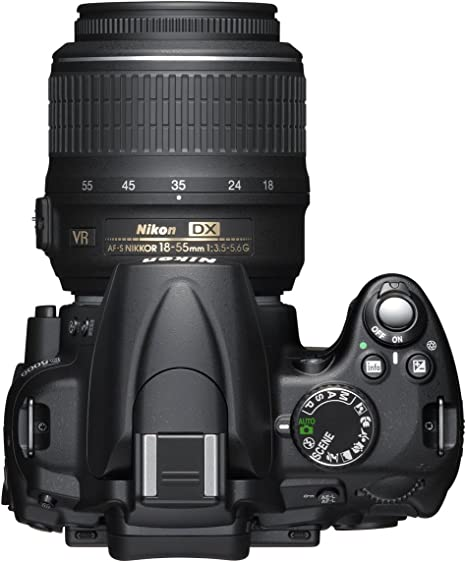 Amazon.com: Nikon D5000 cámara réflex digital ...