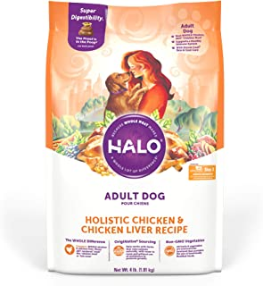 product image for Halo Natural Dry Dog Food, Adult Recipe