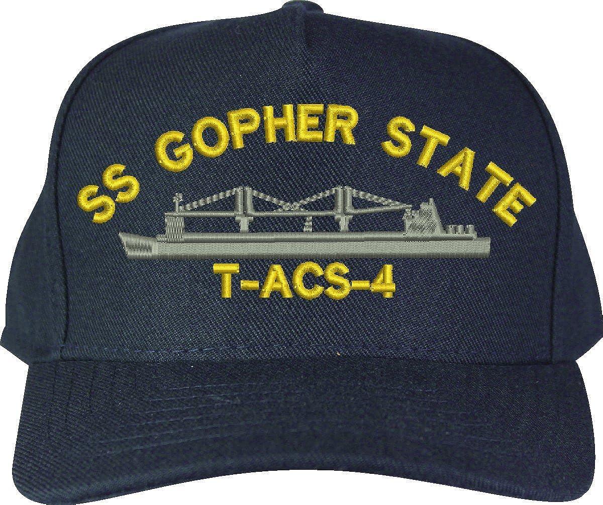 Class Ship Cap MilitaryBest Custom Gopher State T-ACS