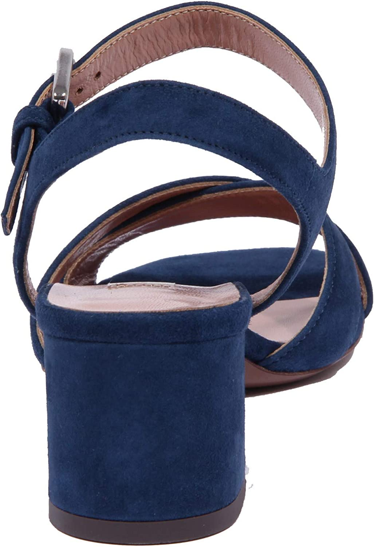 L'Autre Chose 2018J Sandalo Donna Blue Suede Shoe Woman Blu
