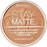 Rimmel London, Stay Matte Pressed Powder