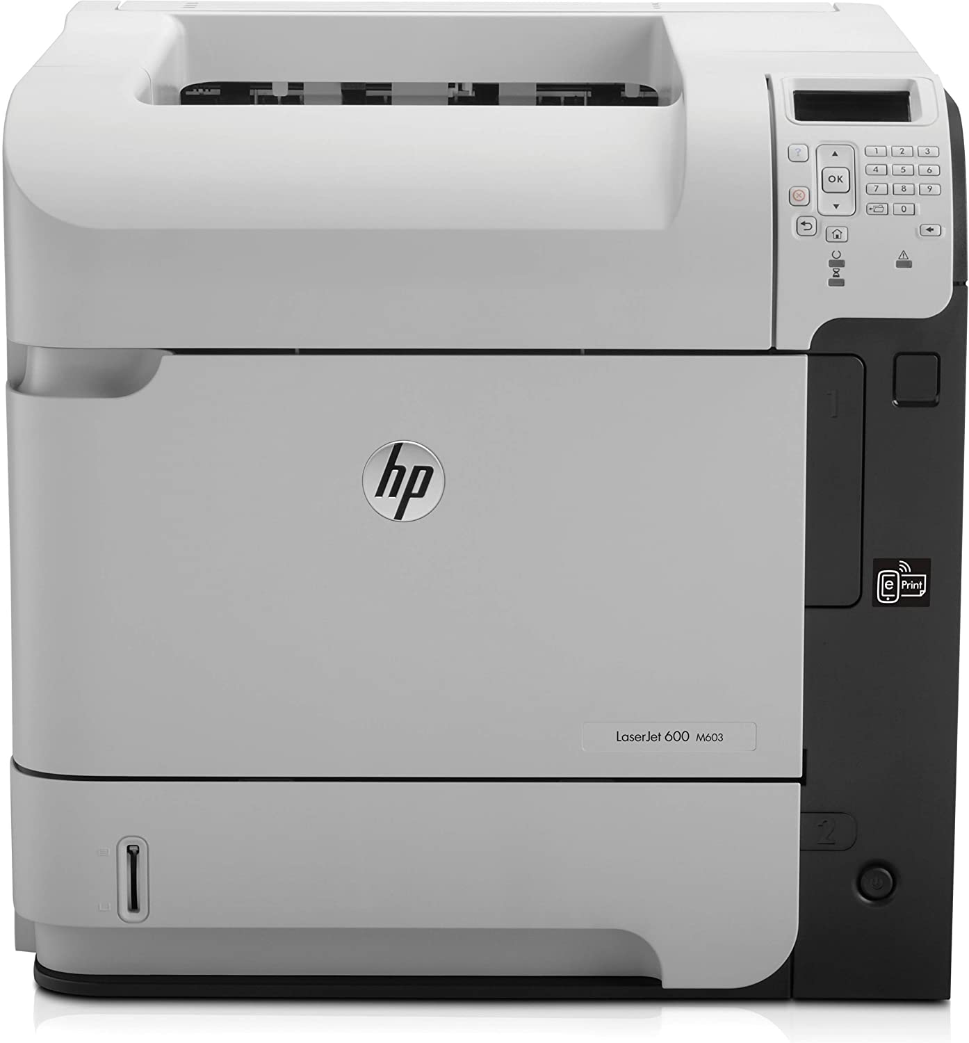 Renewed HP LaserJet 600 M603DN M603 CE995A Laser Printer with toner & 90-Day Warranty CRHPM603DN