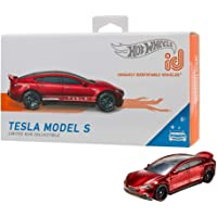 Hot Wheels id Tesla Model S {Factory Fresh}