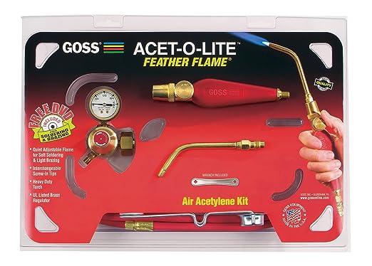 Review Goss KA-1H Soldering Kit