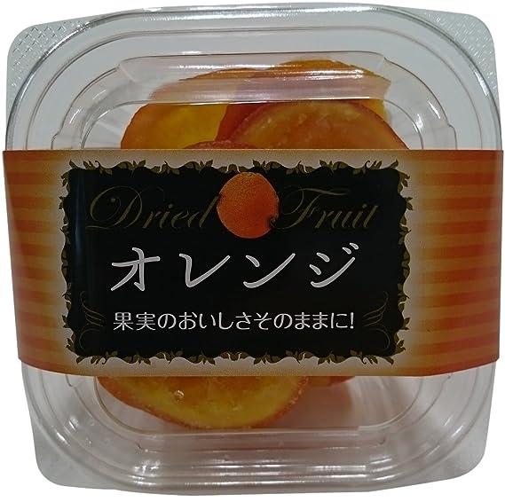110gX6 pedazos de naranja rebanada de Ishikawa