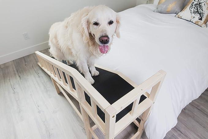 Dog Quality Hunde Rampe Sanftes Hochfahren Haustier