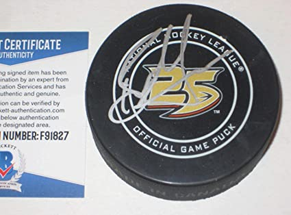 db813f0ae Image Unavailable. Image not available for. Color  Signed Ryan Getzlaf ...