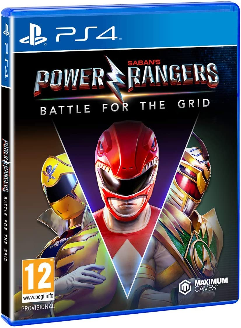Power Rangers : Battle For The Grip - Collector's Edition