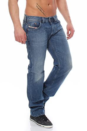 Diesel Larkee 0R08M Jeans Hombres Pantalones Regular ...
